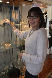 Anne Thaler is a well know interior designer with a strong eye for everything visual.
