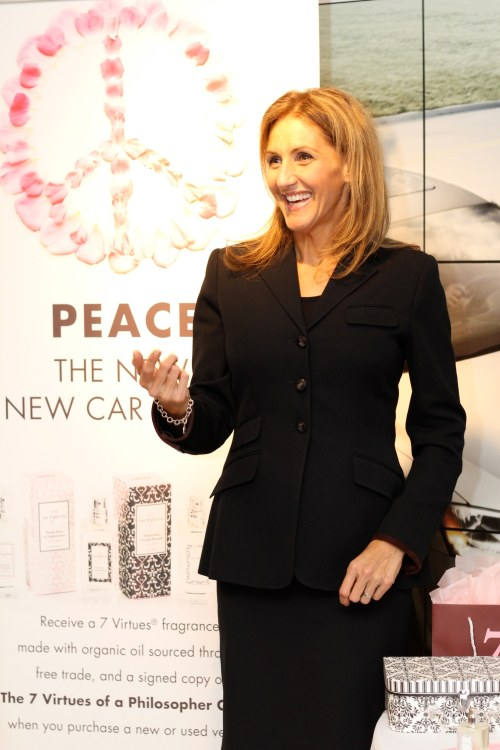 Barb Stegemann and her 7 Virtues Fragrances changing the world one step at a time