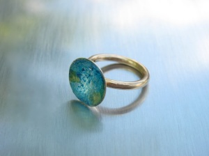 Suzanne Squires ring