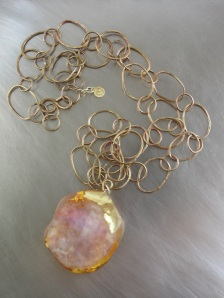 Suzanne Squires chain and pendant