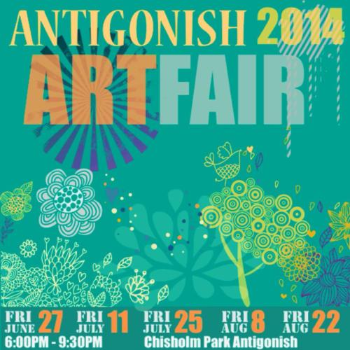 antigonish art fair