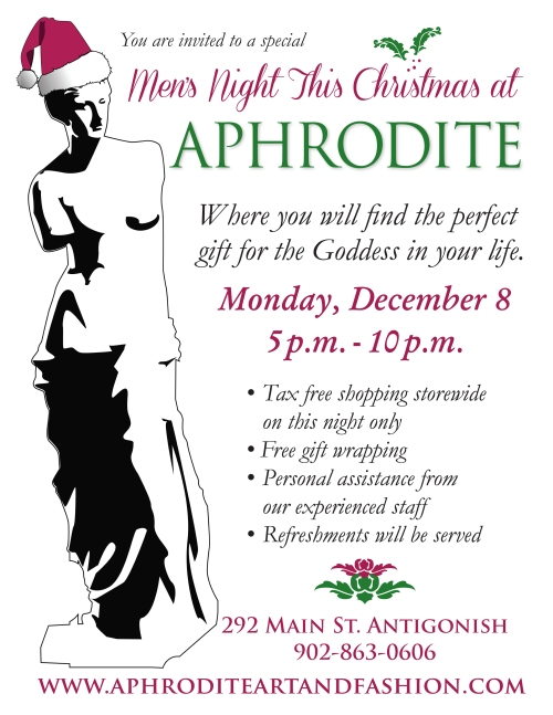 Men's Night_Aphrodite_Christmas_Nov_2014 (1)