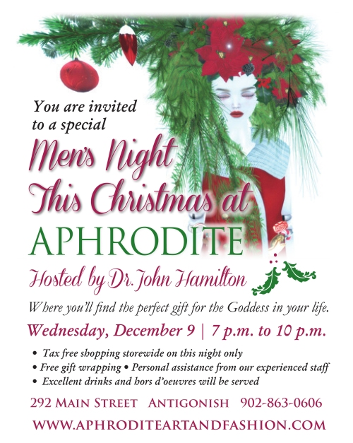 Mens Night_Aphrodite_Christmas_DEC_2015